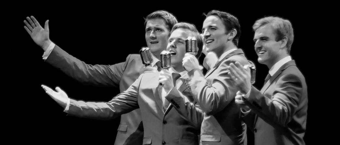Photo of The Other Guys: A Tribute to Frankie Valli and the Four Seasons – C Venue, Edinburgh