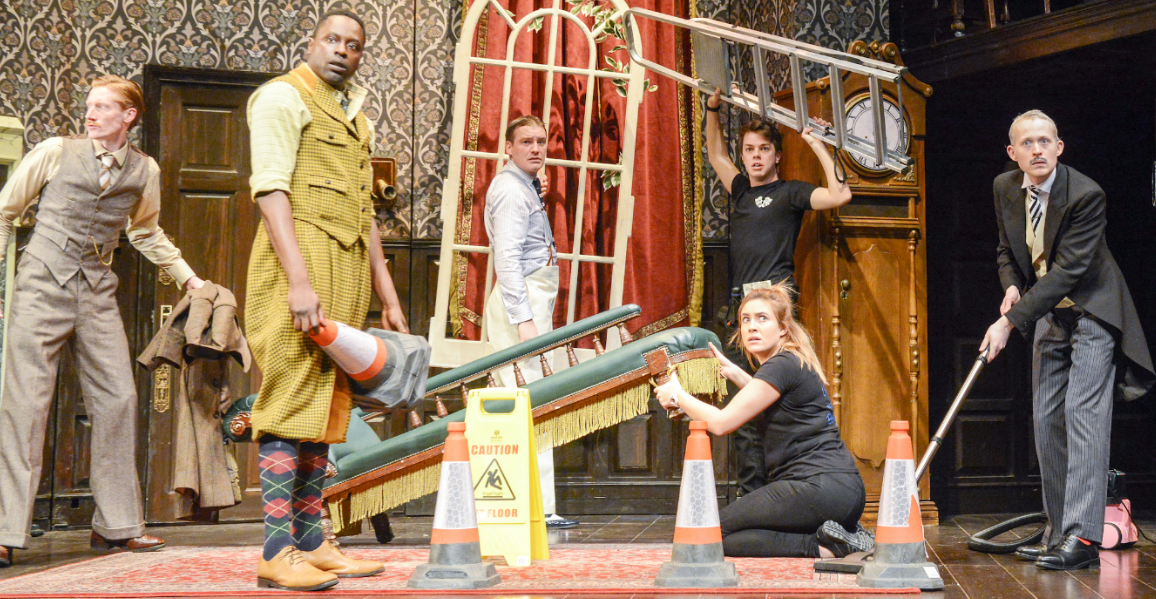 Photo of The Play That Goes Wrong – Darlington Hippodrome