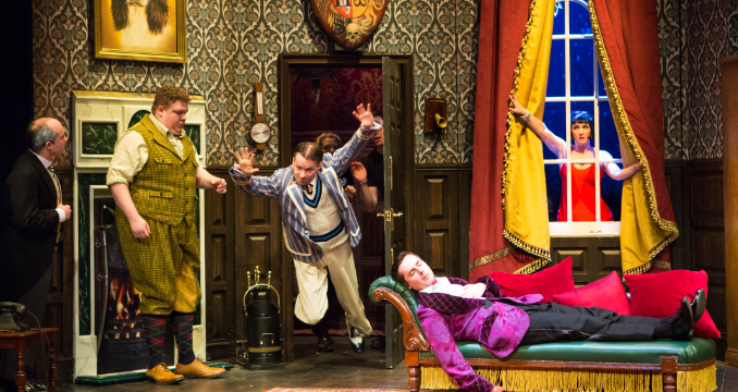 Photo of The Play That Goes Wrong, Theatre Royal – Plymouth