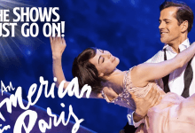 Photo of An American in Paris – The Shows Must Go On