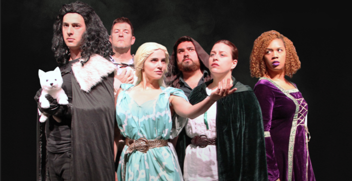 Photo of FIFTY-WORD FRINGE PITCH: THRONES! THE MUSICAL PARODY