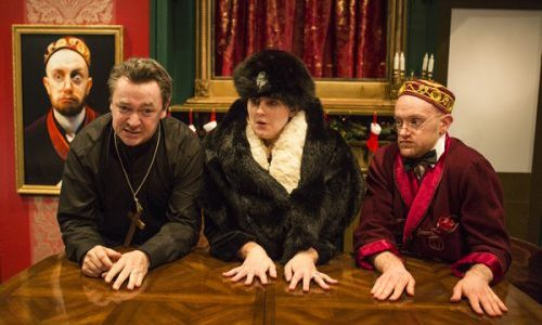 Photo of Crimes Against Christmas – Ustinov Studio, Theatre Royal Bath