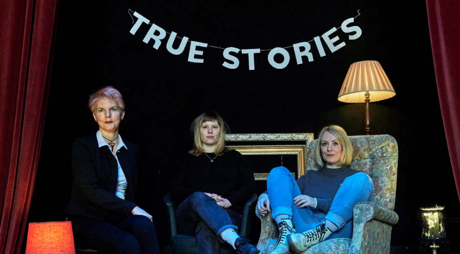 Photo of FIVE FAST FRINGE QUESTIONS with Lucy Farrant of True Stories Live