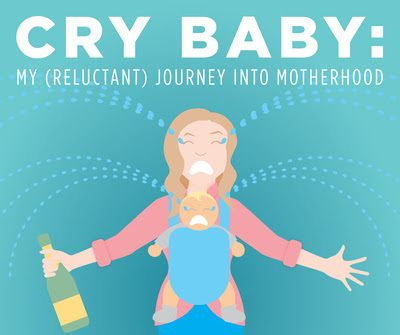 Photo of INTERVIEW: Jamie Aderski's Cry Baby, My (Reluctant) Journey into Motherhood