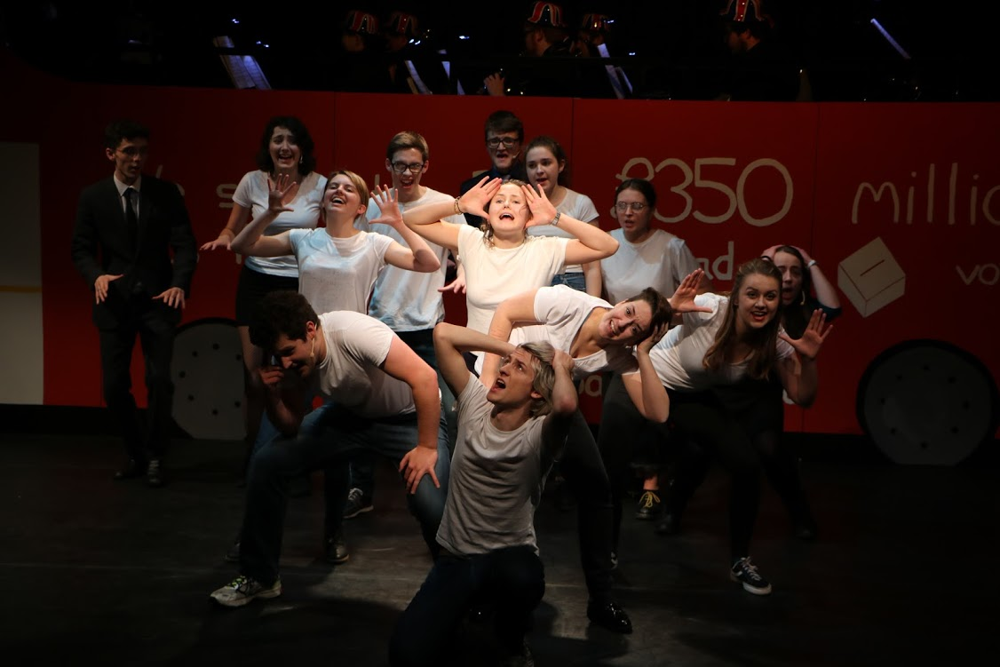 Photo of FIFTY-WORD FRINGE PITCH: A Very Brexit Musical