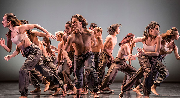 Photo of Danza Contemporánea de Cuba – Theatre Royal, Plymouth