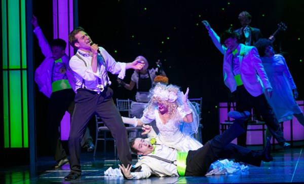 Photo of The Wedding Singer – Empire Theatre, Liverpool