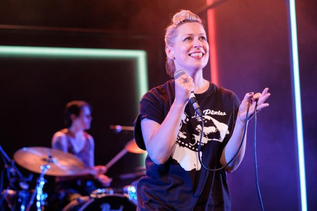 Photo of What Girls Are Made Of – Traverse Theatre, Edinburgh